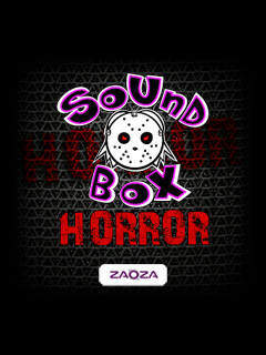 sound box horror, aplikasi pembuat suara seram, aplikasi java, download sound box horror,