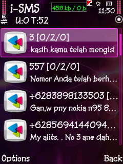 Download Gratis Isms : Smsan Layaknya Chatingan